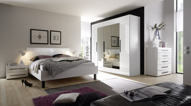 Tendintele anului in materie de mobilier pentru dormitor. Imagini unice